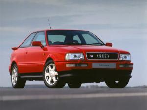 1990 Audi S2 Coupe (UK)