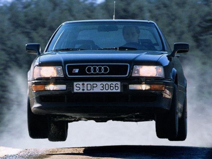1991 Audi S2 Revo Coupe by SMS