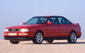 Audi 80 Quattro Competition 1994 года