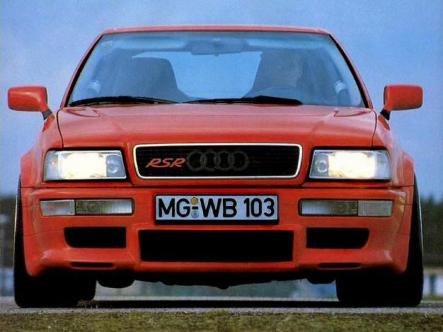 1994 Audi S2 Coupe RSR by MTM