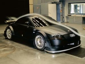 Audi TT-R DTM Prototype by ABT 1999 года