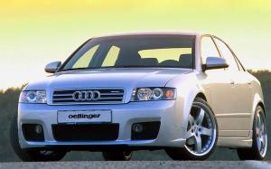 Audi A4 Sedan by Oettinger