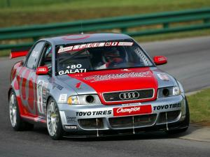 Audi S4 Competition SCCA World Challenge 2000 года