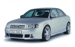 Audi AS4 Sedan by ABT (B6, 8E) '2001