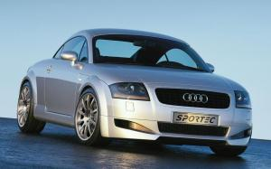 Audi TT Coupe by Sportec (8N) '2001