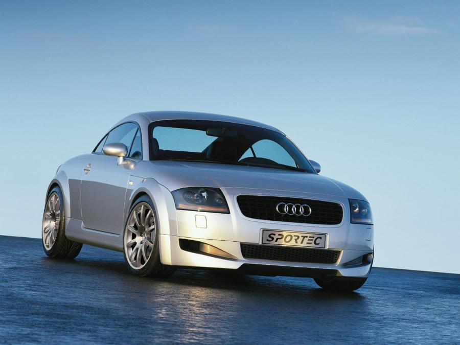 Audi TT Coupe by Sportec