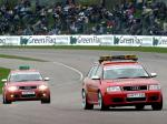 Audi RS6 Avant Safety Car 2002 года