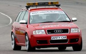 Audi RS6 Avant Safety Car (4B, C5) '2002