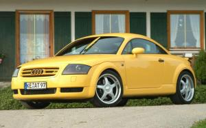 Audi TT Limited by ABT 2002 года