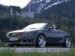 2002 Audi TT Sport Roadster by ABT