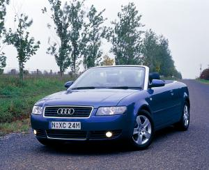 Audi A4 1.8T Cabriolet 2003 года