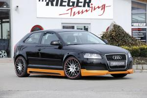 2005 Audi A3 by Rieger