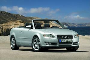 2005 Audi A4 2.0T Cabriolet