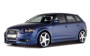 Audi AS3 Sportback by ABT 2005 года