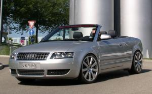 Audi A4 Cabriolet by MTM 2006 года