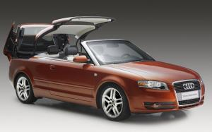 Audi A4 Coupe-Cabrio II Concept by Valmet 2006 года