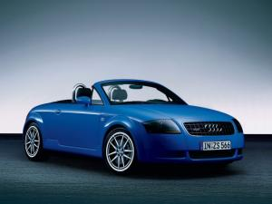 Audi TT Roadster Advance Package Plus 2006 года