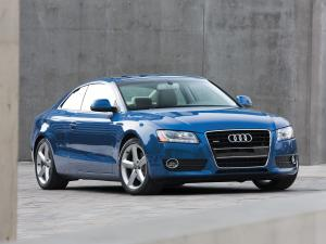 2007 Audi A5 Coupe 3.2