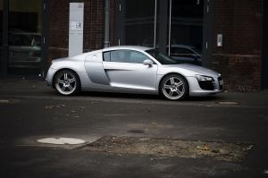 2007 Audi R8 by Edo Competition