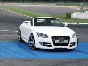 Audi TT Roadster by ABT 2007 года