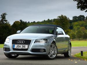 2008 Audi A3 1.6 TDI S-Line Cabriolet