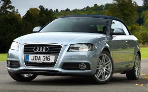 Audi A3 1.6 TDI S-Line Cabriolet 2008 года (UK)