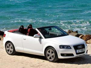 Audi A3 2.0T Cabriolet 2008 года