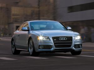Audi A5 Coupe 3.2 S-Line 2008 года