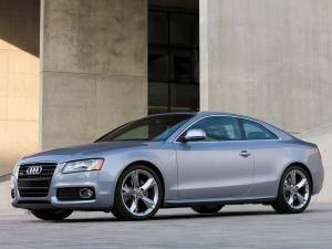 Audi A5 3.2 S-Line Coupe 2008 года