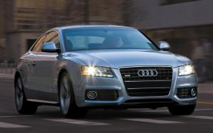 Audi A5 Coupe 3.2 S-Line 2008 года (NA)