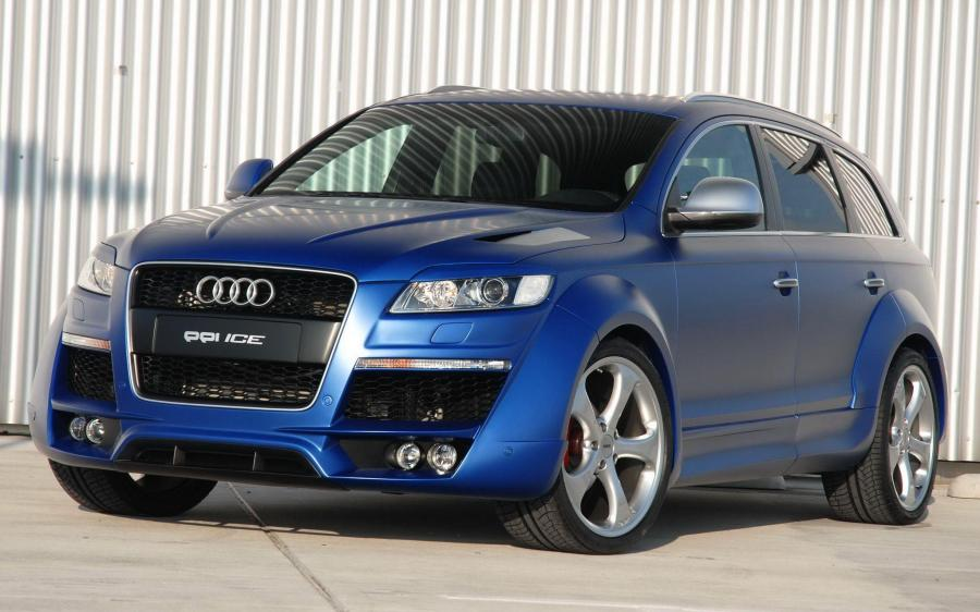 Audi Q7 Ice by PPI Automotive (4L) '2008