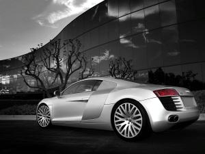 Audi R8 by Project Kahn 2008 года