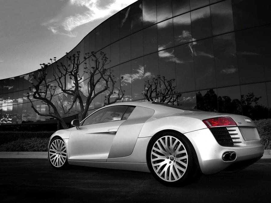 2008 Audi R8 by Project Kahn