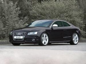 2008 Audi S5 Coupe by H&R