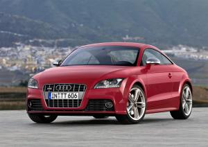 Audi TTS Coupe 2008 года