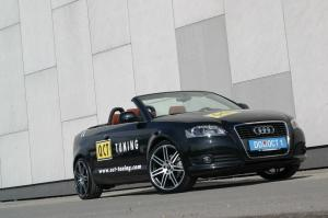 2009 Audi A3 1.8T Cabriolet by O.CT Tuning