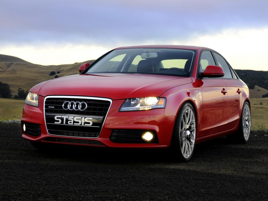 2009 Audi A4 2.0T Quattro by STaSIS Engineering