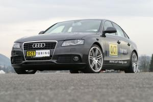 2009 Audi A4 2.0 TDI Sedan by O.CT Tuning