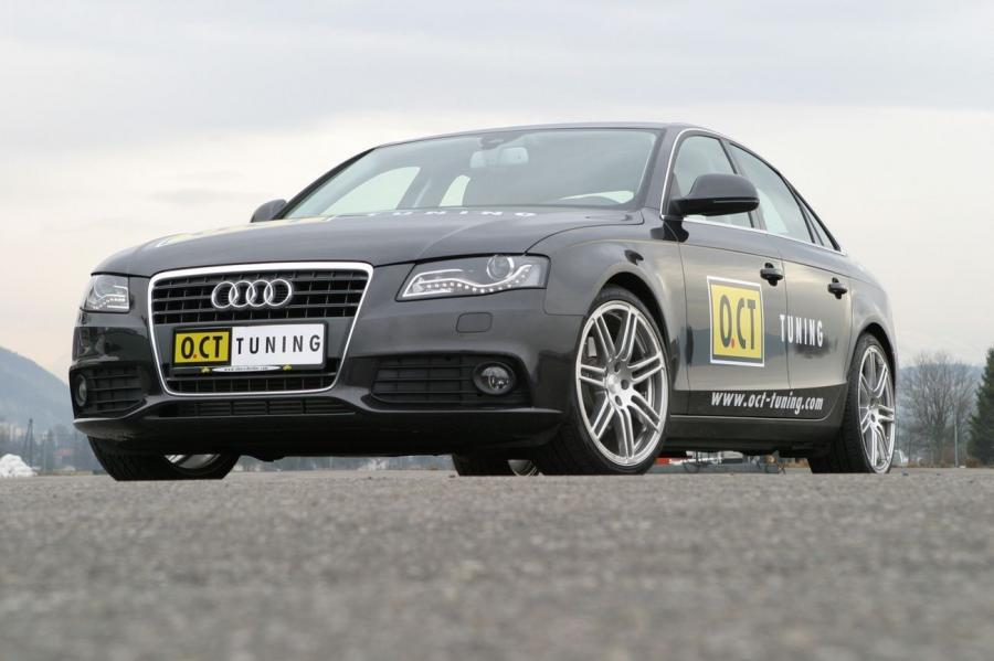2009 Audi A4.2.0 TDI by O.CT Tuning