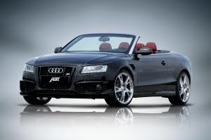 Audi AS5 Cabriolet by ABT 2009 года