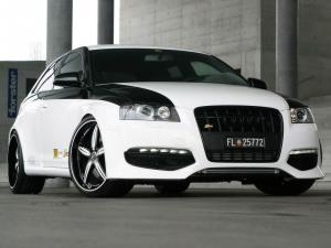 Audi BS3 Boehler by O.CT Tuning 2009 года
