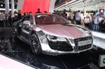 Audi R8 5.2 FSI Quattro Mirror Finish 2009 года