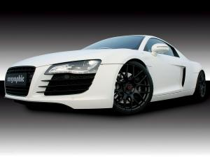 Audi R8 by Cargraphic 2009 года