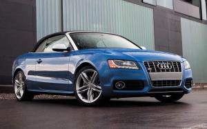 Audi S5 Cabriolet 2009 года (NA)