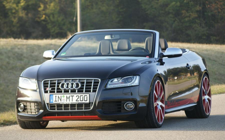 Audi S5 Cabriolet Michelle Edition by MTM '2009
