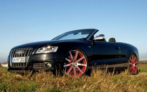 Audi S5 Cabriolet Supercharged by MTM 2009 года