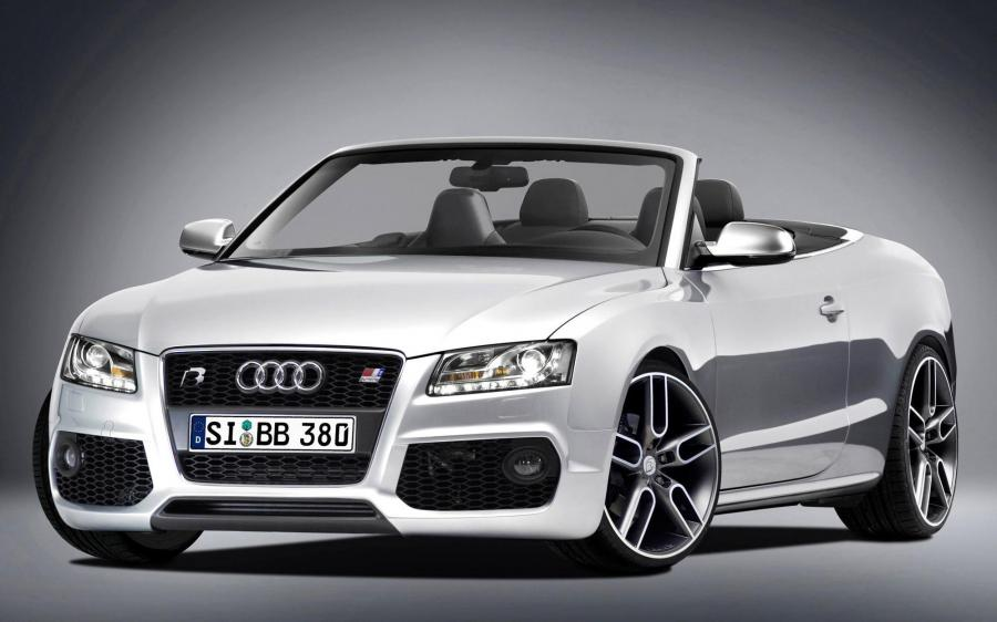 Audi S5 Cabriolet by B&B '2009