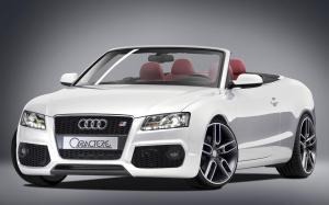 Audi S5 Cabriolet by Caractere 2009 года
