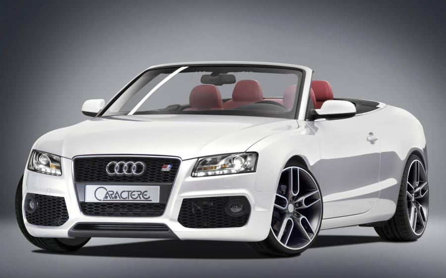 Audi S5 Cabriolet by Caractere '2009