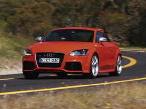2009 Audi TT RS Coupe